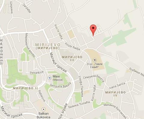konjarnik mapa Ponuda | Goran Invest BG d.o.o. konjarnik mapa